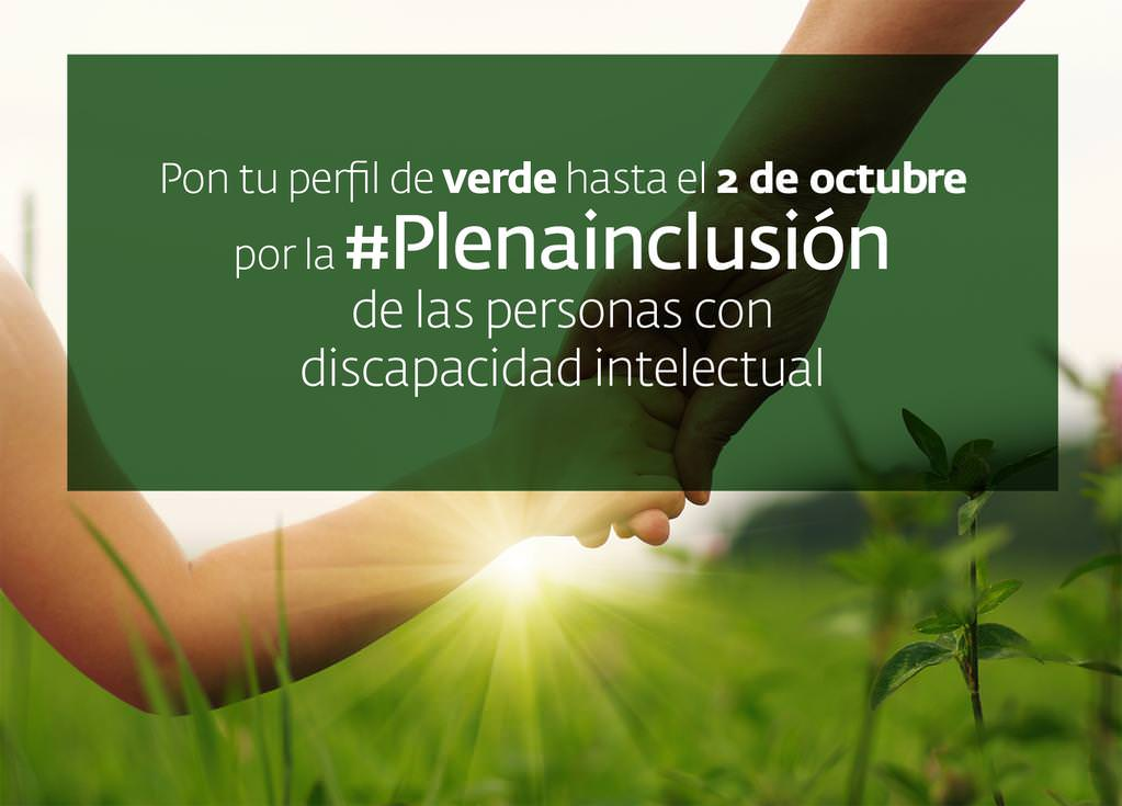 #PlenaInclusión