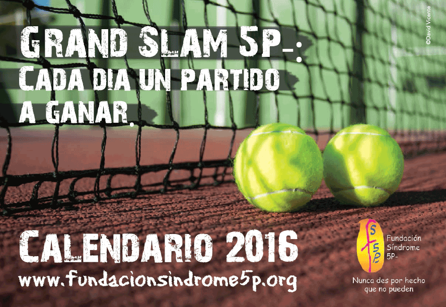 Calendario solidario 2016: Ya disponible