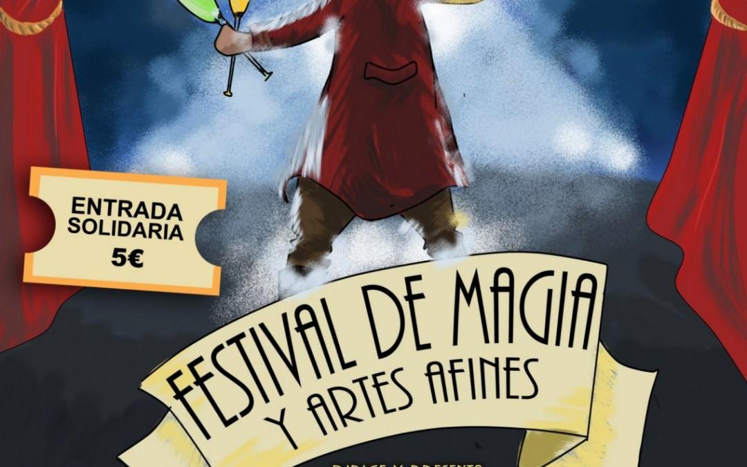 Festival de Magia y Arte Afines