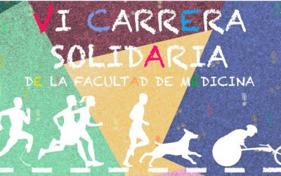 Participa en la VI Carrera Solidaria de la Facultad de Medicina