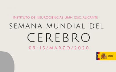 Semana Mundial del Cerebro en Alicante