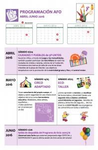 AFO abril-junio