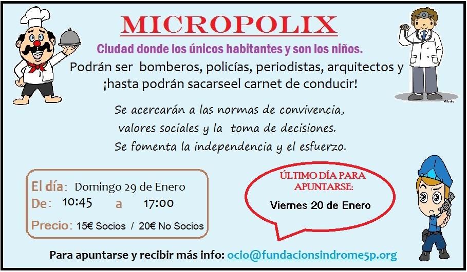 Ocio en Micrópolix