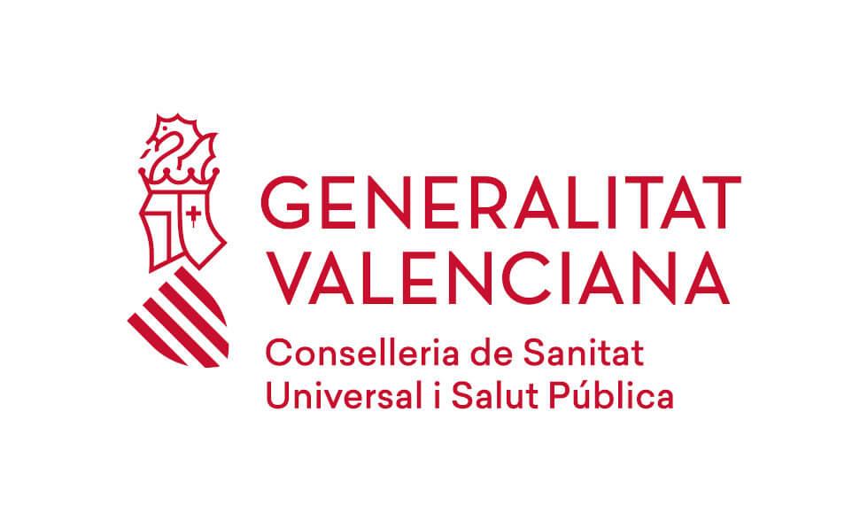 Agradecimientos a la Conselleria de Sanitat Universal i Salut Pública
