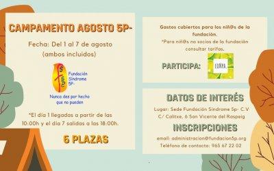 Campamento de Agosto